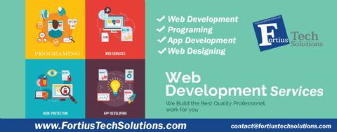 Web Development and Mobile Applications Services